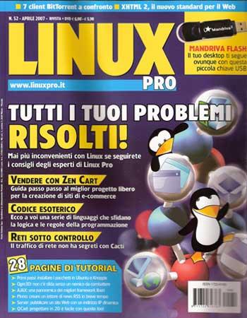 LINUX PRO 52 aprile 2007